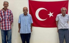 Afrin... The arrest of three elderly people on a fabricated charge that caused the killing of a Turkish officer thirty years ago