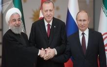 The final statement of the Ankara summit on Syria