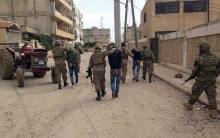 Afrin.. The fate of the Kurdish kidnappers remains unknown in Hamzat faction prison