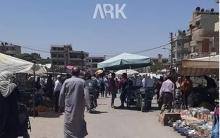 بالصور... اليوم الرابع من الحظر في كوردستان سوريا