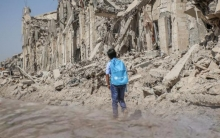 How the world failed children in conflict in 2018