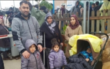 Thousands of asylum-seekers moved off Greek islandsAs winter bites,           UNHCR helps the Greek government move vulnerable asylum-seekers from reception centers on the Aegean Islands to shelter on the mainland.
