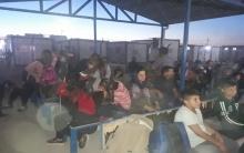 وصول 180 نازح من كوردستان سوریا إلی إقلیم كوردستان