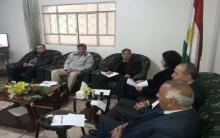 المجالس المحلية للمجلس الوطني الكوردي تجتمع في قامشلو