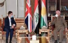 Brîtaniya û welatên Hevpeyman li ser parastina Kurdistanê rijd in