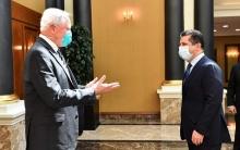 Jeffrey appreciates the role of President Barzani in bringing together the Kurdish parties in Syrian Kurdistan