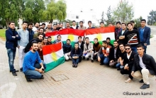 On orders of Masrour Barzani... 325 students from Cyprus are returned to Kurdistan