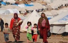 أمريكا تساهم ب 195 ألف دولار إضافي لمساعدة اللاجئين السوريين في العراق