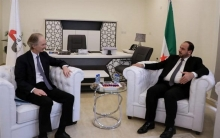 Hariri discusses with Pederson the results of his visit to Damascus