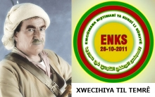 The Tal Tamer locality invites ENKS to attend the 42nd anniversary of Barzani's immortal departure