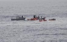 خفر السواحل التركية يضبط 80 مهاجر غير نظامي بينهم سوريين