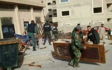 """Homeland Army"" loots civilians' properties in Maarrat Al-Nu'man and Kafr Nubil"