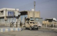 لاجئون عراقیون یستولون علی منازل الكورد في كري سبي