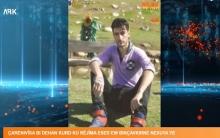 جاندي محمد سعيد رمو اختطف من قبل النظام السوري عام 2012 ولا يزال مجهول المصير