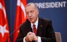 اردوغان یرجح عدم وقوع مواجهات بین القوات التركیة والنظام السوري في كوباني