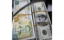 الدولار يصل إلى 585 ليرة سورية