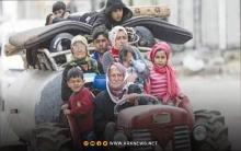 منظمة: تركيا والنظام وPYD یعملون على إحداث تغيير ديمغرافي في عفرين