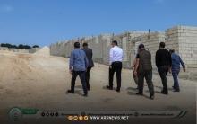 Niştecîgeh ji ereban re li Efrînê têne avakirin