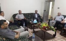 قامشلو: رئاسة ENKS تستقبل وفدا من المنظمة الآثورية الديمقراطية السورية