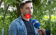 A refugee from Syrian Kurdistan tells the story of his rescue of a German girl from rape