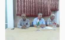 Girke Lage Organization of PDK-S organizes a political seminar