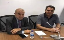 عبدالحكيم بشار: عملنا مع المعارضة السورية خيار استراتيجي
