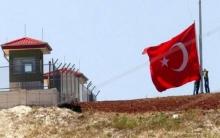 هاتاي التركية تُعلن حدودها مع سوريا مواقع أمنية