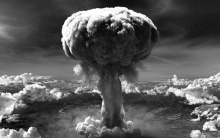 The 74th anniversary of the first atomic bomb on Hiroshima