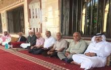 وفد من جبهة السلام والحرية يزور الشيخ معاذ العلواني