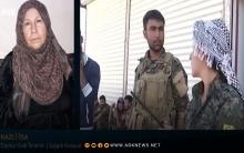 والدة القاصرة المختطفة كولي ابراهيم تناشد مظلوم عبدي بالكشف عن مصير ابنتها