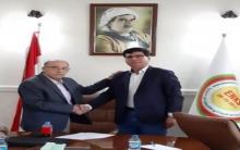 ممثلية إقليم كوردستان لـ ENKS تنتخب رئيساً جديداً لها