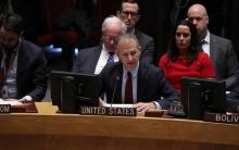 كلمة السفير كوهين في جلسة مجلس الأمن الدولي حول سوريا