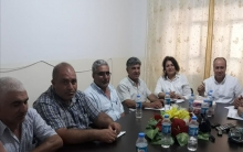 A meeting of the eight localities of ENKS and this is what has been discussed