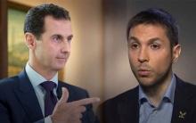 ريبال الأسد : بشار الأسد حاول قتلي