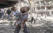 روسیا قتلت 6187 مدنیا سوريا منذ 2015