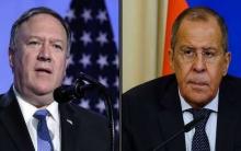 وزيرا الخارجية الروسي والأمريكي يبحثان سبل إيصال المساعدات الإنسانية إلى سوريا هاتفيا