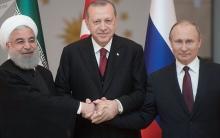 قيادي يكشف عن بنود اتفاقية روسيا و إيران وتركيا