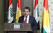 تحذير من رئيس حكومة إقليم كوردستان