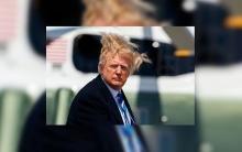 ترامب يكشف سبب وقفه الضربة العسكرية لايران