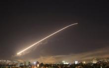 قصف إسرائيلي على مواقع في سوريا