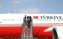 President Erdogan departs for Moscow to meet Putin