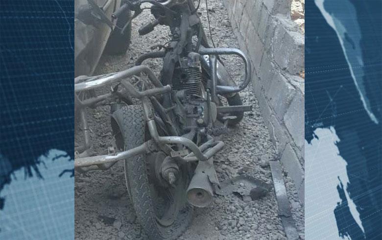 تفجيران في عفرين