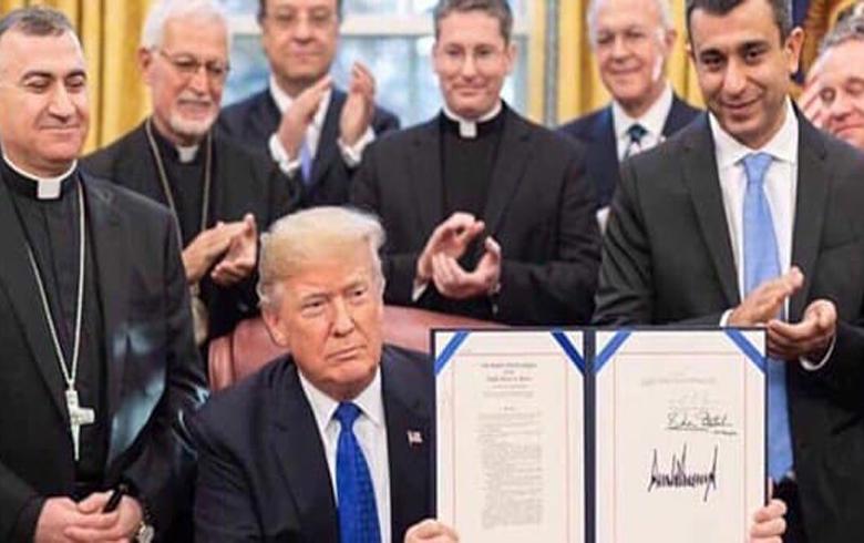 واشنطن تعتبر ما حدث لكورد الإزيديين والمسيحيين في العراق وسوريا