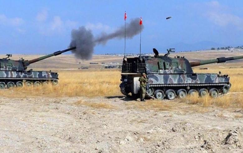 جريحان من مهجري عفرين جراء استهداف تركيا لبلدة تل رفعت