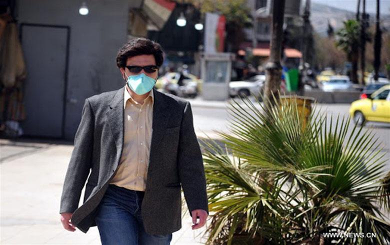 مازن قضيباتي: فايروس كورونا بلغ الذروة في سوريا