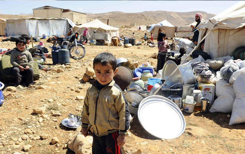 The Save the Children organization calls on the world to protect 2,500 foreign children in camps run by the SDF in eastern Syria