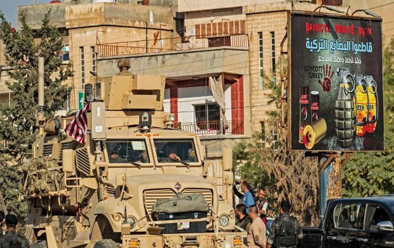 وكالة الاستخبارات الامريكية :قرار ترامب ساعد تنظيم داعش في سوريا واضر بعلاقاتنا مع الاكراد .