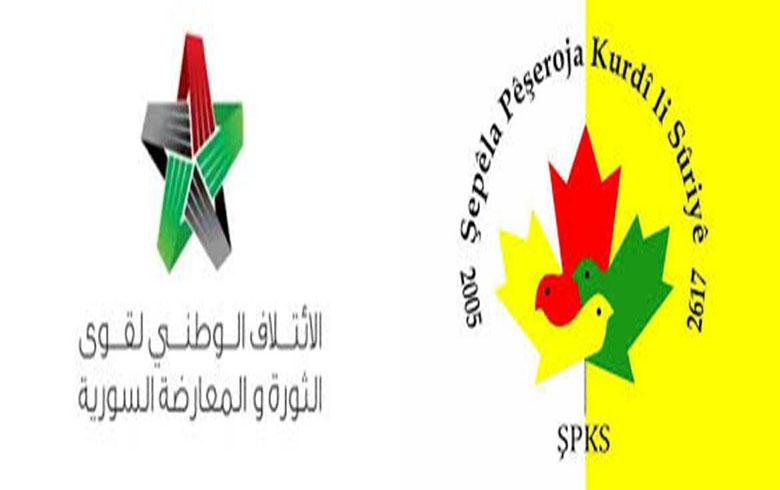 تیار المستقبل الكوردي في سوريا يبعث برسالة مفتوحة  الى رئيس الائتلاف